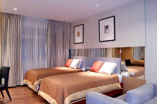 Room of Grand Sukhumvit Hotel Bangkok