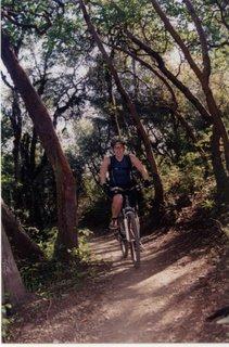 Biking Trail Chet Khot Thailand