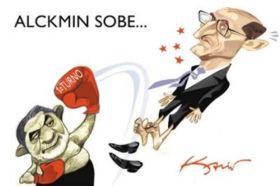 Resultado de imagem para alckmin opus dei charges
