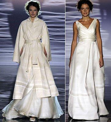 me gusta la moda: bcn bridal week 2007 - i
