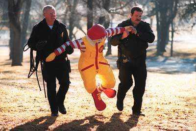 Dump digest ronald mcdonald arrested on child abuse charges not that its a surprise to anyone ronald mcdonaldaka uncle ronnie was arrested wednesday on child abuse charges mcdonald was arrested after a two hour voltagebd Gallery