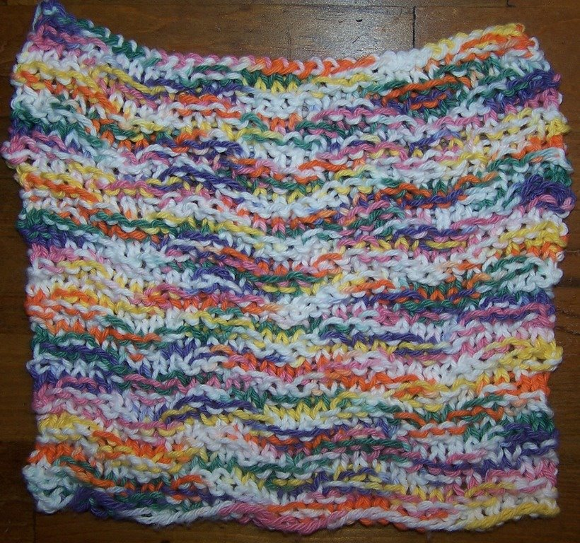 Off The Loom 2 More Dishcloths