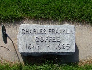 Charles Franklin Coffee, Sr.