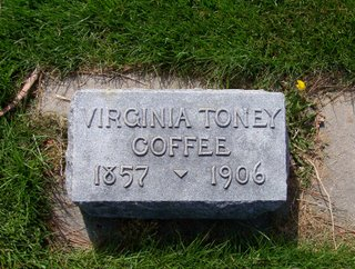 Virginia Toney Coffee