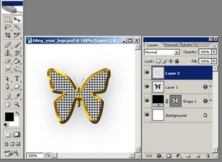 learn how to create very cool diamonds and gold effect using this photoshop tutorial