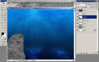 Learn how to make realistic rocks with this photoshop tutorial