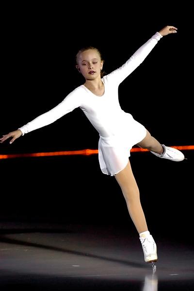 Daria Grinkova Skating Daria  Dasha  Grinkova