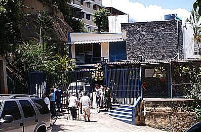 D a de parada electoral for Cafetin colegio las colinas
