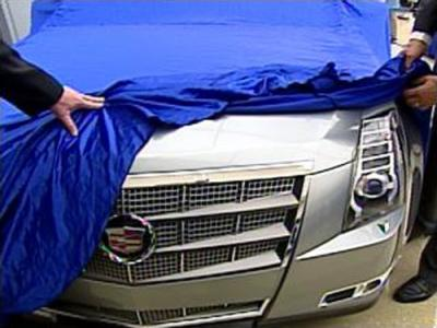 Cadillac To Premiere All New 2008 CTS In January