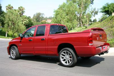 2007 Dodge Ram SRT-10 'Wildly Powerful' Says NADAguides.com