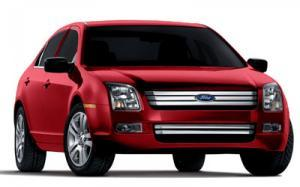 Ford Fusion reigns as 'Family car of the year' at the 2007 Boston Auto Show