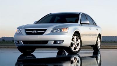 Hyundai Sonata Platinum Edition