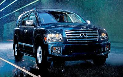 Infiniti Announces Pricing on 2007 QX56