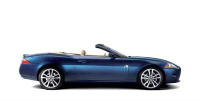 2007 Jaguar XK wins consumer guide award