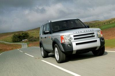 Land Rover Discovery 3 2007 model year on sale now with all-new watch security system