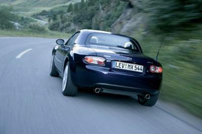 Mazda MX-5 named scotland 'Best drop-top'