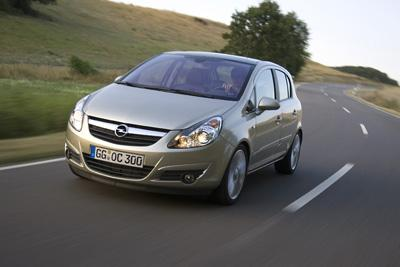New Opel Corsa 'Car of the Year' in Denmark