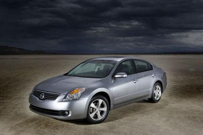 Nissan Announces Pricing on All-New 2007 Altima