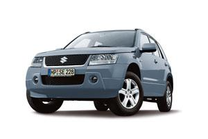 2007 Suzuki Grand Vitara Recognized as 'Best Buy' by Consumer Guide