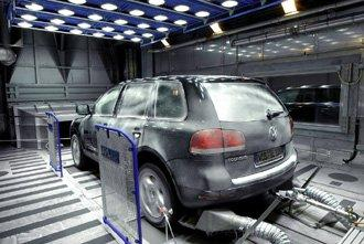 New Volkswagen cold and climate test center now in service