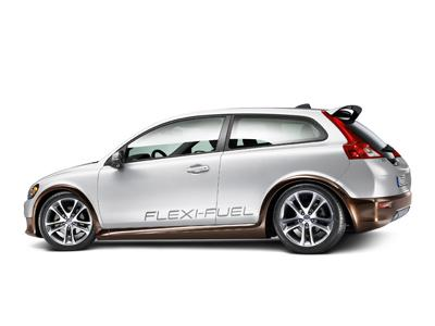 Volvo Cars is expanding its range of bioethanol-powered FlexiFuel cars