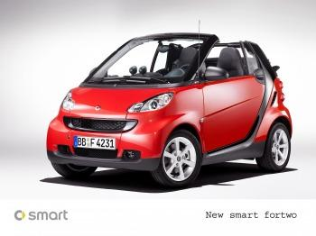 Even more smart with the new fortwo