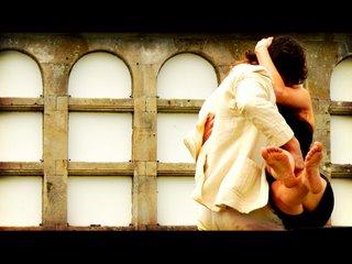 En pé de pedra 2006: Provisional Danza
