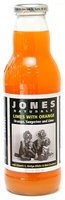 jones naturals: limes with orange