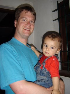 Jann y Nahuel, enero 2006