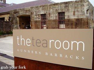 Rozelle Tea Room Ayr