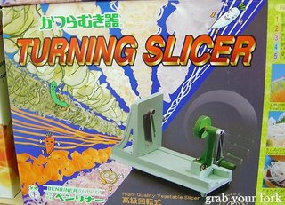 turning slicer