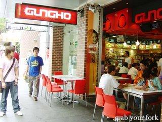 Gungho exterior