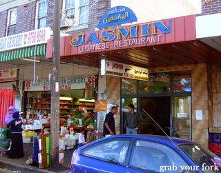 Jasmin exterior