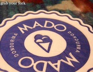 Mado coaster