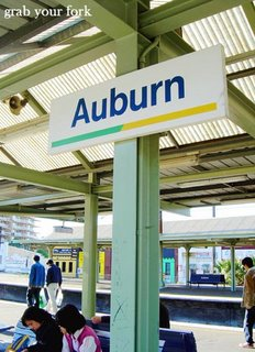Auburn station