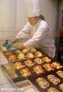 in-store baker