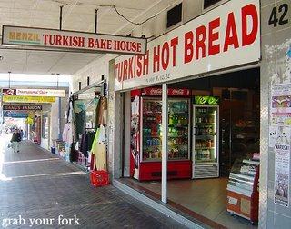 Menzil bakery