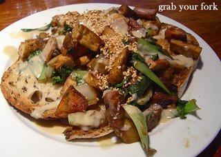 tamari tofu