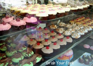 cupcakes window