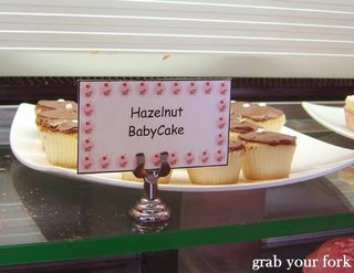 hazelnut babycakes
