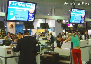 Air Tahiti Nui check-in
