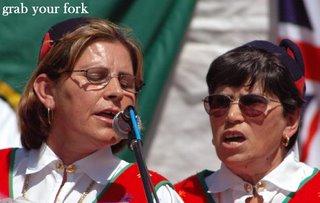 Portuguese singers