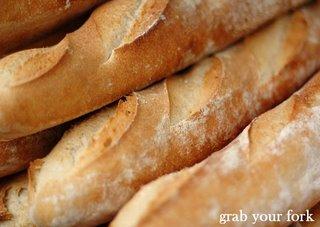 La Tartine organic fresh sourdough bread