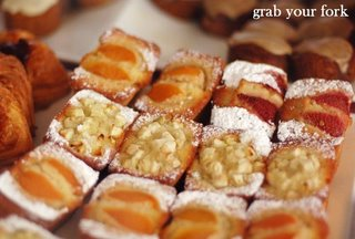 fruit friands from Consumate