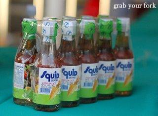 mini fish sauce