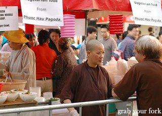 phuoc hau pagoda stall