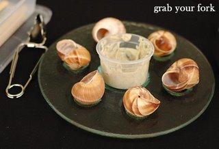 snail pate