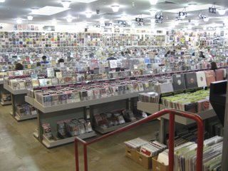 amoeba records - san fran