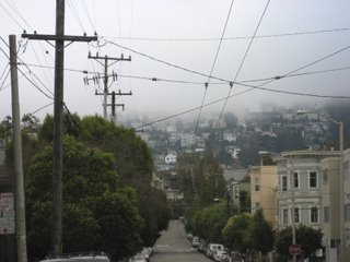view from Haight Street