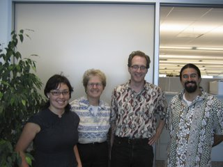 Californian Digital Library Staff: Robin Chandler, John Kunze, Paul Fogel